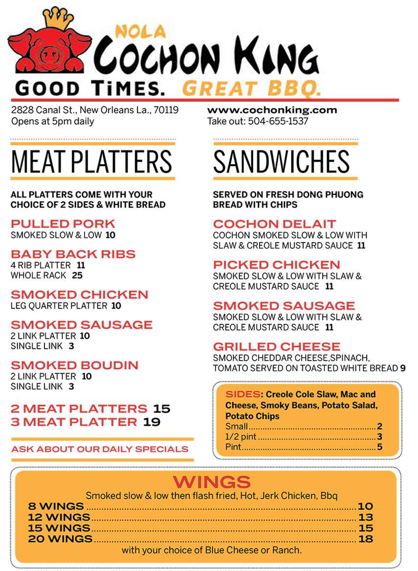 Cochon-King-BBQ-Menu2